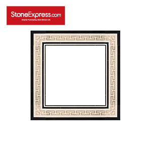 Crystal Luxury Border Tiles SJDX-02