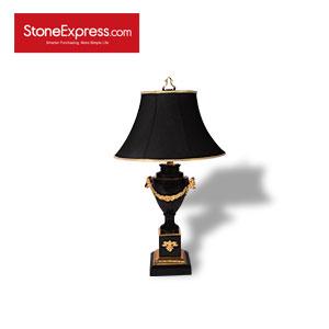 Black Marble Lamp  TD-HS-H79D45