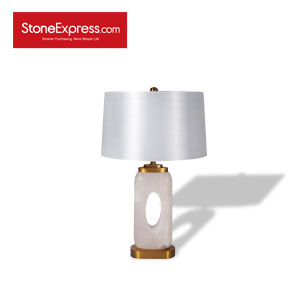 Spain Marble Table Lamp 09 TD-YS09-H65D37