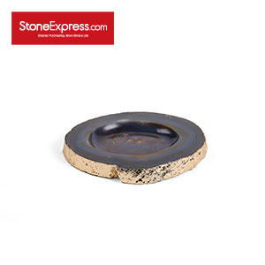 Agate Ashtray  YHG-MN-008L