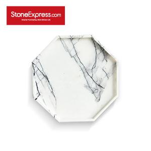 Ice Lilac Marble Tray GPB-XXM-282803