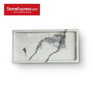 Ice Lilac Marble Tray GPF-XXM-301503