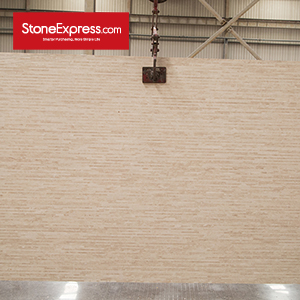 Lucca Strip Laminated Slab