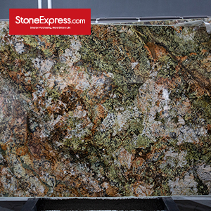 Golden Persa---Quartzite