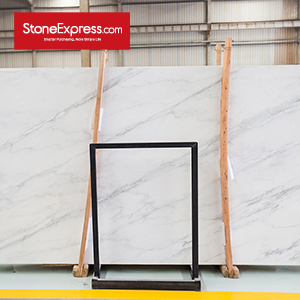 Qianmian White Marble