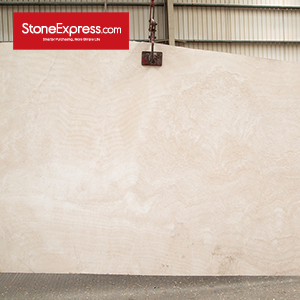 Super WhiteTravertine (Cross Cut)