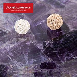 Purple Crystal (Vein cut) TTB-22