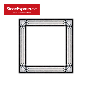 Crystal Luxury Border Tiles  SJDX-01