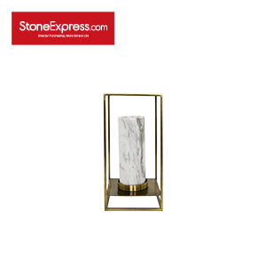 Carrara White Marble Home Decor-HP-002