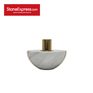 Half Spherical Candleholder-ZT-007
