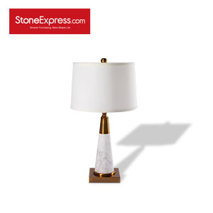 Spain Marble Table Lamp 11 TD-YS11-H58D38