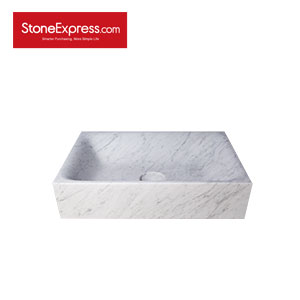 Carrara White Basin XSP-008