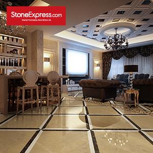 Van Gold Marble Tiles ZB403