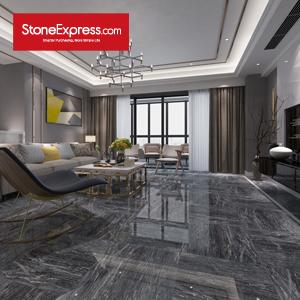 Plato Grey Marble Tiles  ZB201