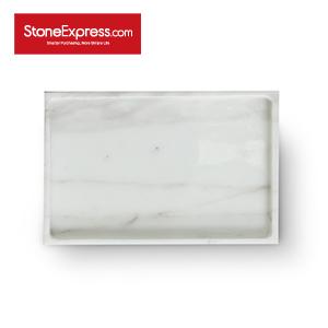 Calacatta Oro Marble Tray GPF-YDB-302003