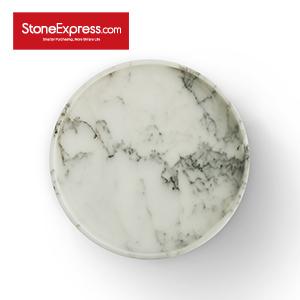 Statuario White Marble Tray GPY-XHB-D2503