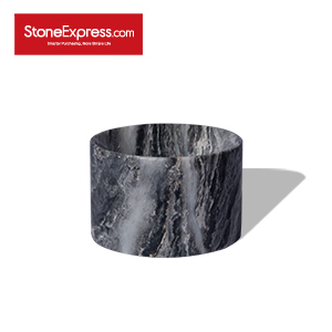 Plato Grey Marble Ornaments HP-SLLH-L10H06-SJXXB