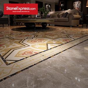 Marble Border Tile DX23