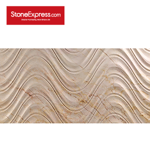 Marble Tile Feature Wall CNC05-0612-304