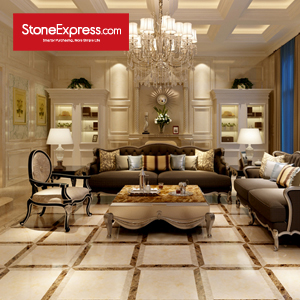 Lemon Onyx& White&Brown Marble Floor Tiles Design Patterns CM48