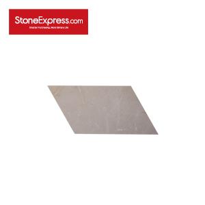 Centruy Beige Marble Diamon-shape Decorative Tiles BJQ52