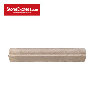 Crema Marfil Marble Mouldings Brushed Finish CY251-12F-306