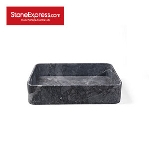 Rock Grey Marble Basin XSP-073