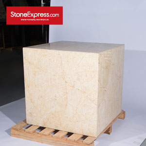 Composite Marble Tiles Cubes for  Chairs & display ZBHZ-88