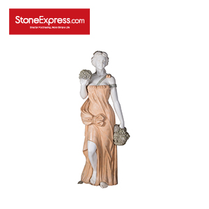 Natural Marble Goddess Statue SDX-001