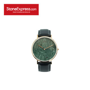Royal Green Quartzite Marble Luxury Watch KSB-LSL-1002A